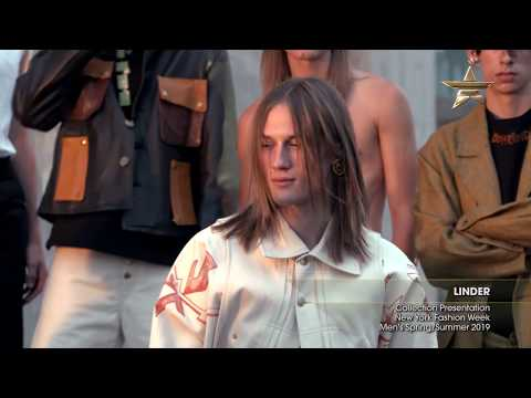 LINDER New York Fashion Week Men's Spring/Summer 2019
