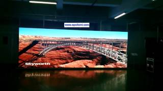 PH1.9mm SMD1515 HD Video LED Display Panel testing to Germany XXX