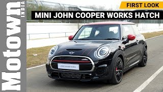 MINI John Cooper Works | First Look | Motown India