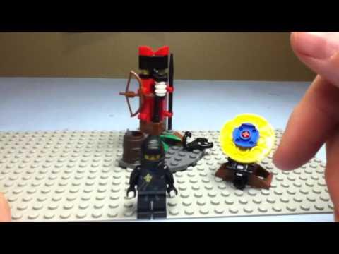 Cách chơi Lego ninjago