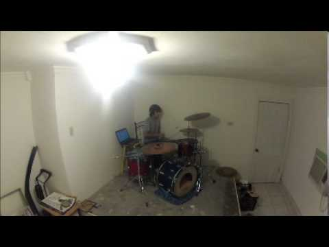 Juicebox - The Strokes Drum Cover by Giuseppe Solorio