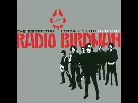 RADIO BIRDMAN- LOVE KILLS