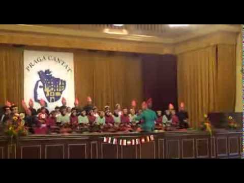 Gita Smala - Bungong Jeumpa W  Tari Saman (praga Cantat 2012) video