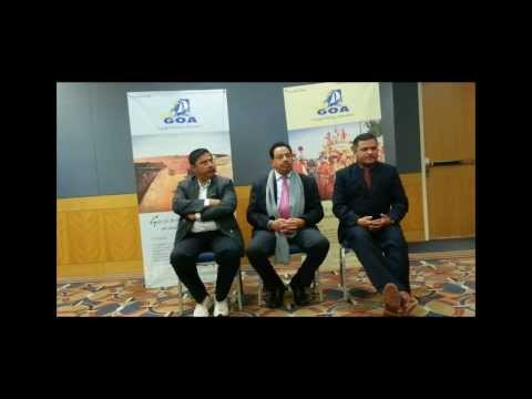 Goa's Tourism Officials Make a Stop in NYC
