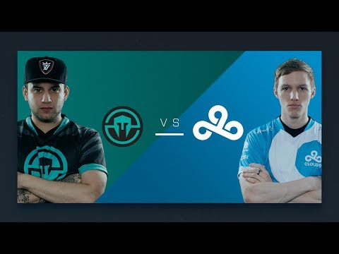 CS:GO - Immortals vs. Cloud9 [Mirage] - Round 5 Group A - Dallas Finals - ESL Pro League Season 5