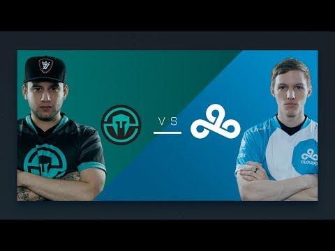 CS:GO - Immortals vs. Cloud9 [Mirage] - Round 5 Group A - Dallas Finals - ESL Pro League Season 5