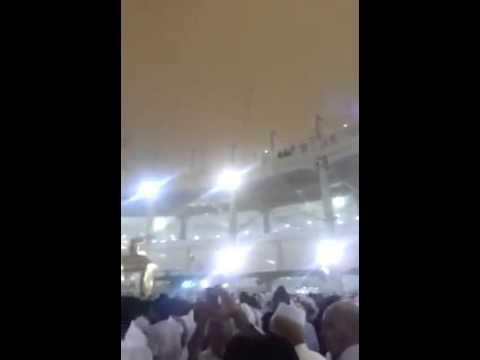 Kejadian Gelap Di Mekah Pada Tengah Hari 2014