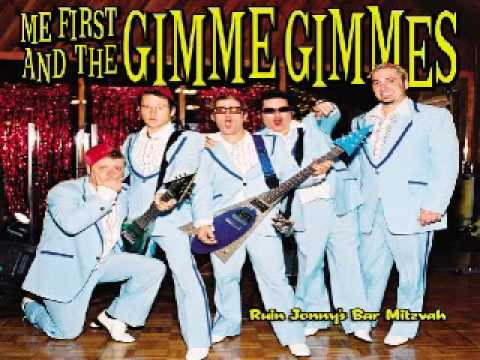 Me First And The Gimme Gimmes - The Boxer