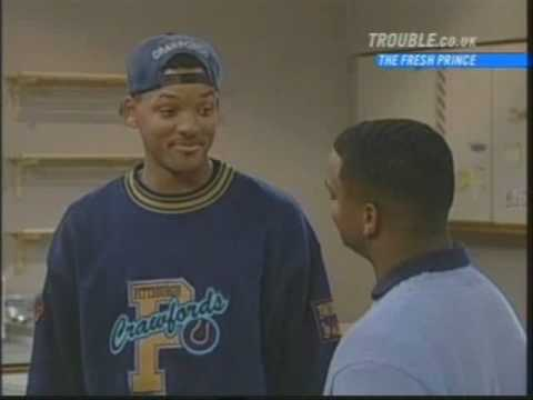 A memorable scene from the final episode of The Fresh Prince of Bel-Air series. This show is one of the best. Comments and ratings are appreciated.