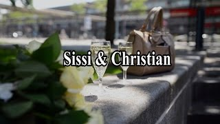 Airport Flashmob Marriage Proposal - Heiratsantrag Sissi und Christian