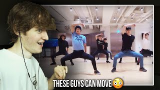 THESE GUYS CAN MOVE.. (EXO (엑소) 'The Eve' | Song & Dance Practice Reaction/Review)