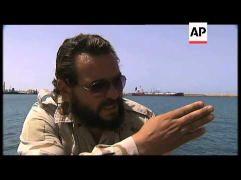Port activity returning in the wake of Gadhafi''s ouster
