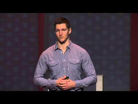 How to make healthy eating unbelievably easy: Luke Durward at TEDxYorkU 2014