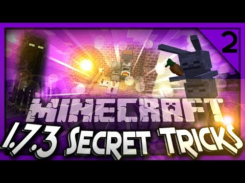 MineCraft 1.7.3 Tricks Secrets Contraptions Episode #2