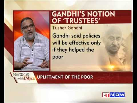 Macros With Mythili – Must We Apply Gandhian Economics In The 21st Century World?