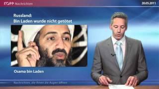 Osama Bin Laden angeblich nicht getötet