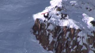Cliffs Massacres Skiers in Backcountry | Extreme Cliff Jumping Fails