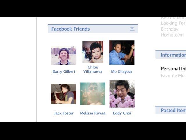 Facebook Here Together