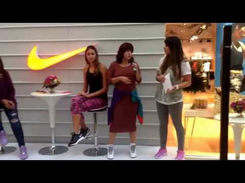 Nike Women Launch Event (Daily Design Diary #8)