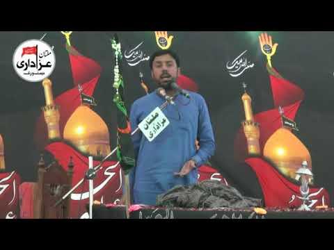 Zakir Taqi Abbas Qayamat I YadGar Majlis 14 Zilhaj 2018 I Thatta Sialan MuzaffarGarh I