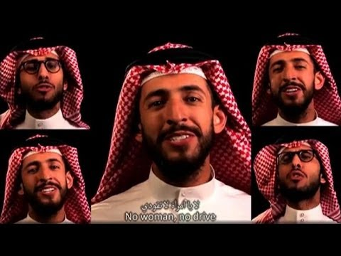 Saudi 'no woman, no drive' mockery video goes viral