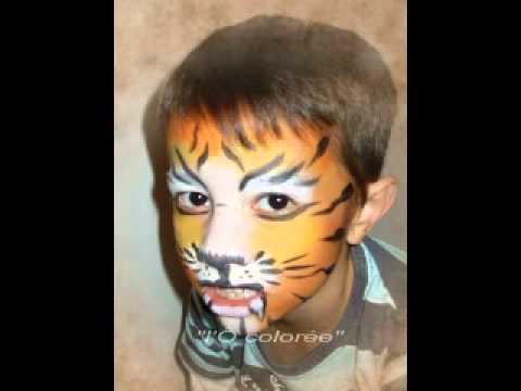 Maquillage enfant youtube - Modele maquillage enfant ...