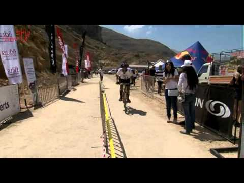 Lebanon 2012 Quadriathlon - Defy the Nature - Kayaking \ Mountain biking \ Hiking \Extreme Sports