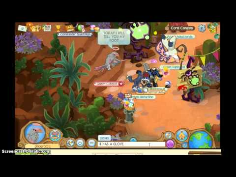 animal jam my foot