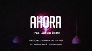 "TRAPETON Instrumental Dancehall  ""AHORA"" Prod.Jeeysi"
