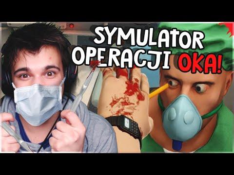 SYMULATOR PRZESZCZEPU OKA! - Surgeon Simulator 2013 #10