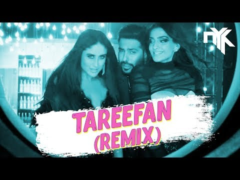 Download Lagu  Tareefan - DJ NYK Remix | Veere Di Wedding| Kareena, Sonam, Swara & Shikha | QARAN ft Badshah Mp3 Free