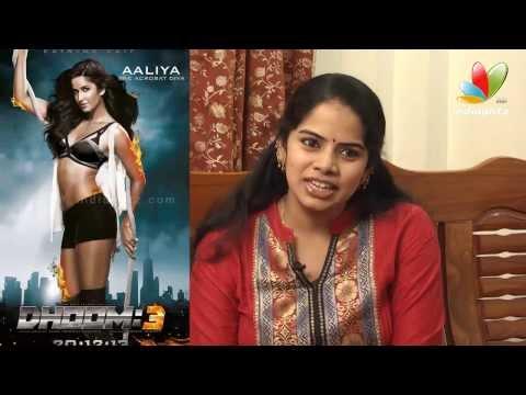 Dubbing Is An Art - Deepa Venkat Interview | Raja Rani, Biriyani, Nayanthara video