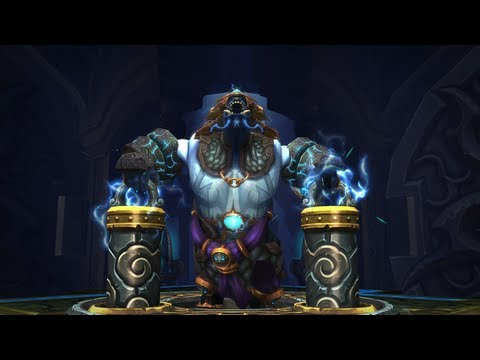 Mists of Pandaria - Patch 5.2: The Thunder King