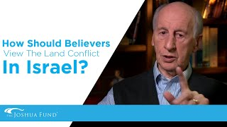How Should Believers View The Land Conflict In Israel? | Pastor Jack Hayford | The Joshua Fund