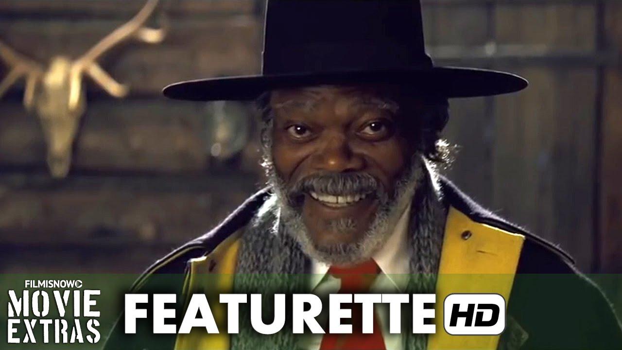 The Hateful Eight (2015) Featurette - Samuel L. Jackson