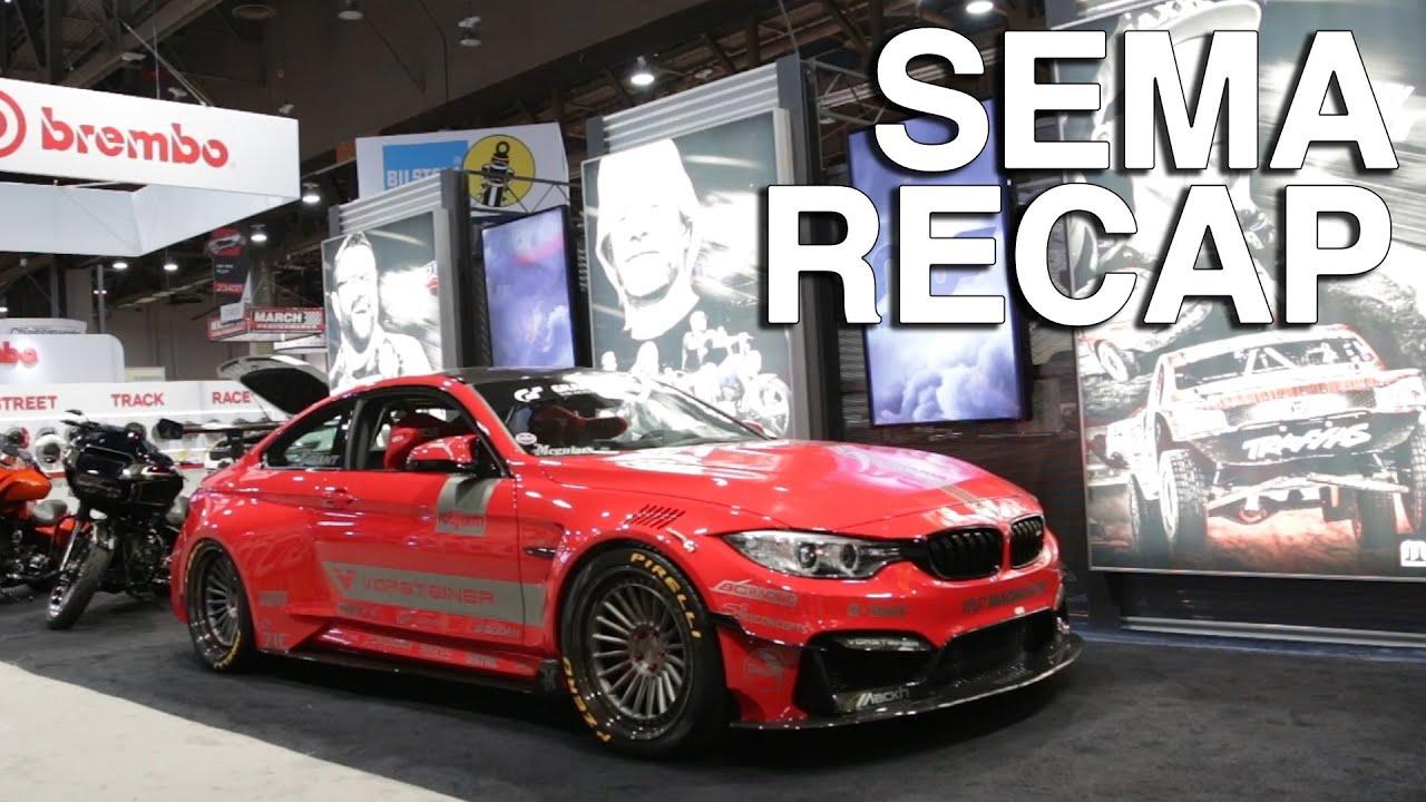 SEMA 2015 Recap - Road 2 SEMA Presented by CTEK