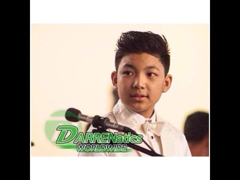 Tell The World of His Love - Darren Espanto