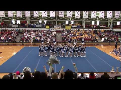 OLSS DEBS Cheerleading 1st Place win @ Fordham 3.24.2012