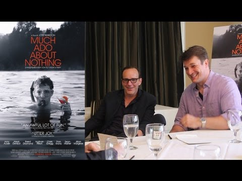 Nathan Fillion & Clark Gregg Interview with Jeremy Jahns