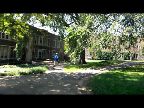 Rich & Joe Visit Princeton