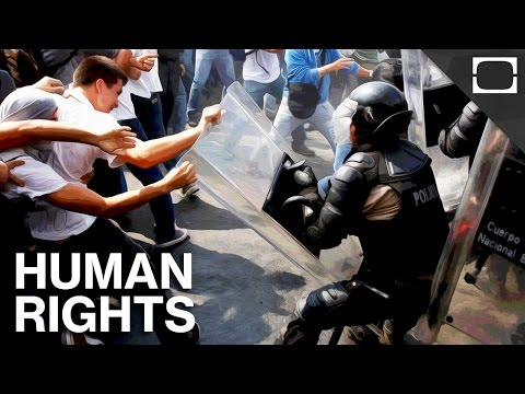 Are Human Rights Getting Worse?