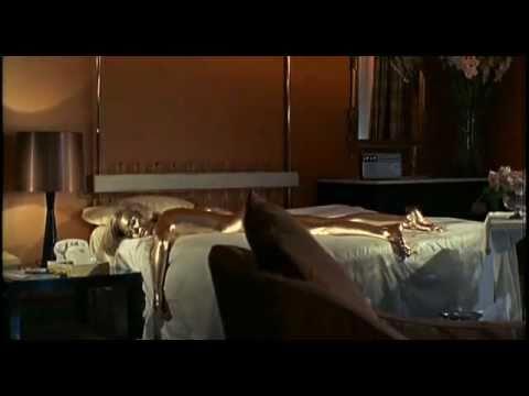 Goldfinger - La peinture d'or responsable de la mort de Jill Masterson