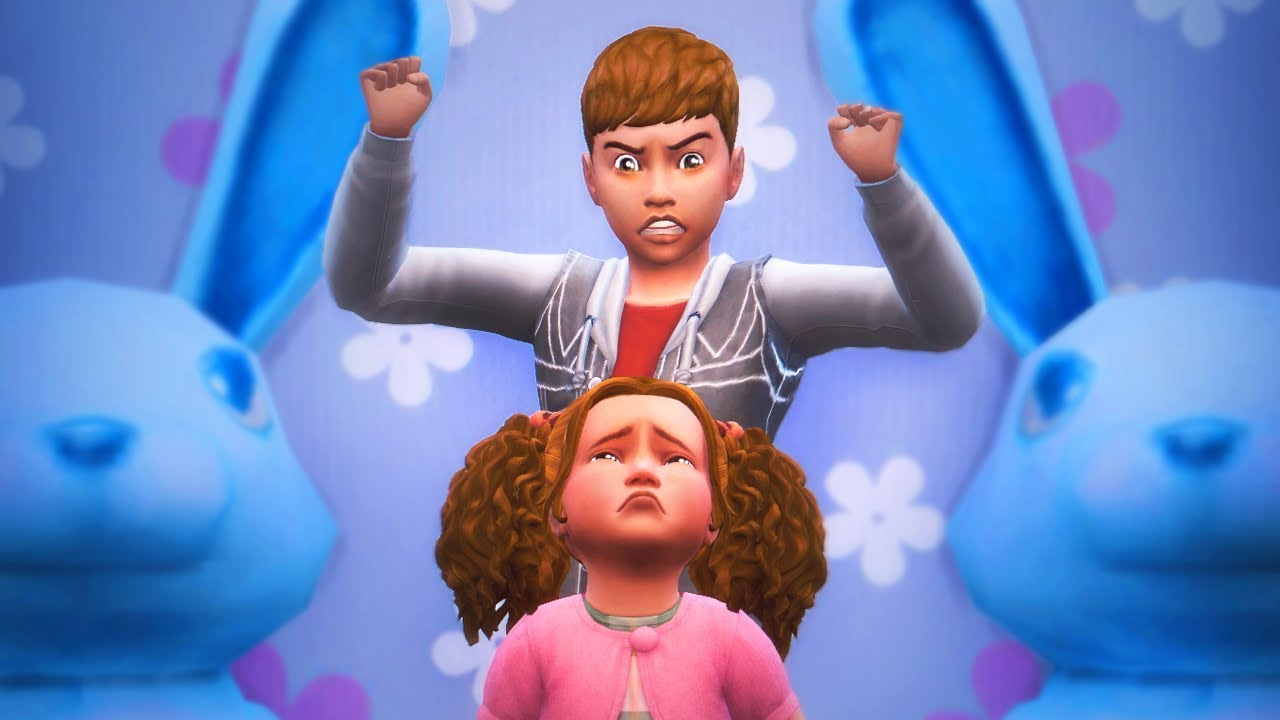 SIMS 4 STORY   THE CHILD BULLY