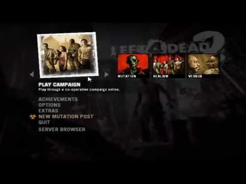 Como Descargar E Instalar Left 4 Dead 2 + Deathcraft 2 [Completo]