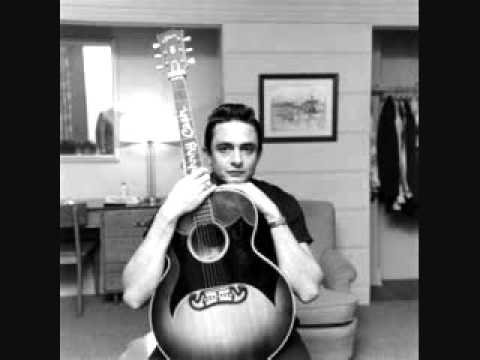 Johnny Cash - Story Of A Broken Heart