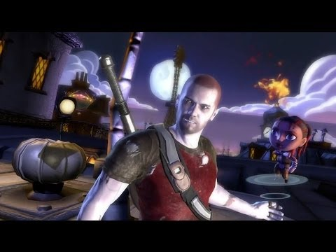 PlayStation All-Stars Battle Royale - The Ultimate Update Trailer