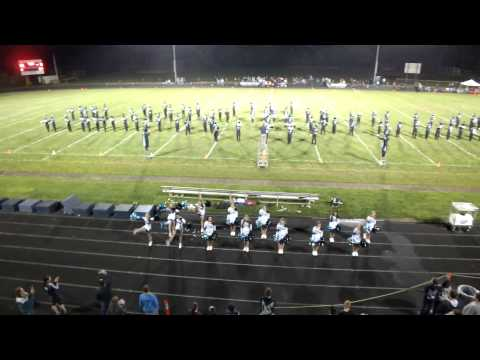 Hockinson High School 2nd home football game of the year 2014-2015