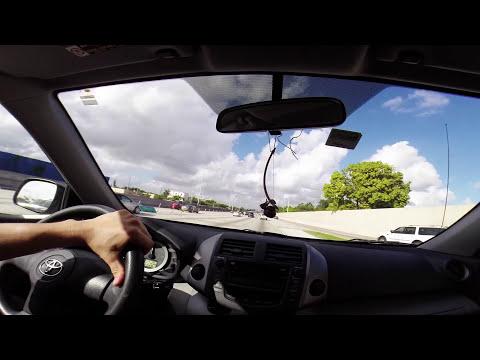 Como Conducir en una Autopista de alta velocidad en Estados Unidos (USA)
