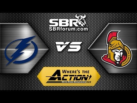 NHL Picks: Tampa Bay Lightning vs. Ottawa Senators