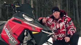 TEST RIDE: 2014 Polaris RMK Assault 800